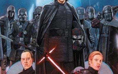 """Star Wars: The Rise of Skywalker"" Comic Book Adaptation Announced by Marvel"