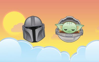 The Mandalorian and Baby Yoda Coming to Disney Emoji Blitz