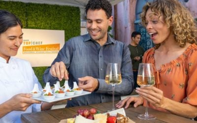 "Universal Studios Hollywood to Host ""Top Chef"" Food & Wine Festival This March"
