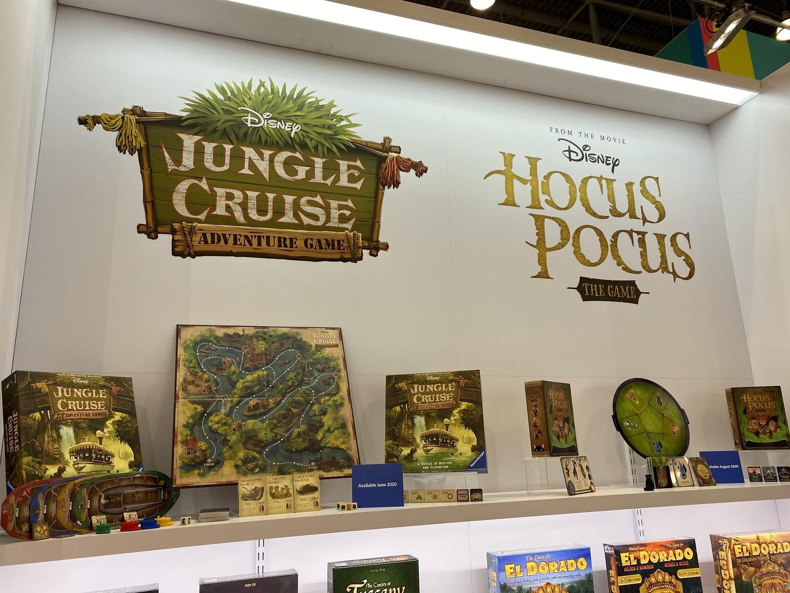 Toy Fair 2020 Ravensburger Jungle Cruise Hocus Pocus Disney Villainous Marvel Villainous Laughingplace Com