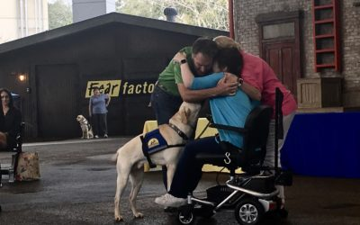 Universal Orlando Hosts Canine Companions for Independence Graduation