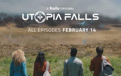 "Hulu Drops Official Trailer for New Teen Series ""Utopia Falls"""