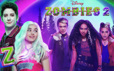 """""""ZOMBIES 2"""" Prowls Onto Disney Channel"""