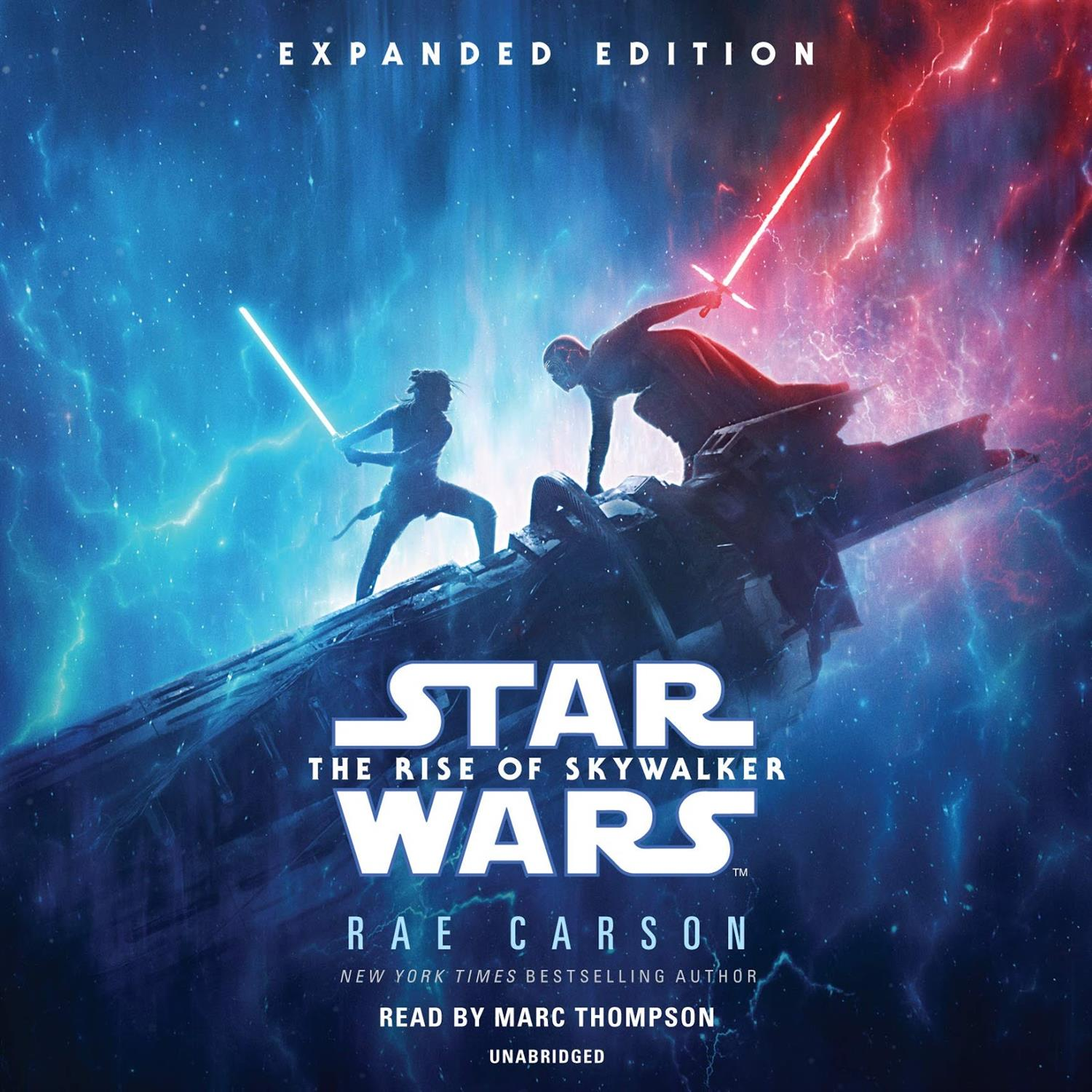 Audiobook Review Star Wars The Rise Of Skywalker Expanded Edition Laughingplace Com