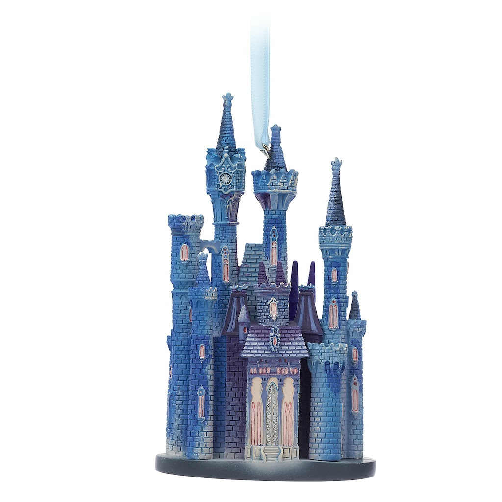 Shopdisney S Disney Castle Collection Features Famous Animated Palaces