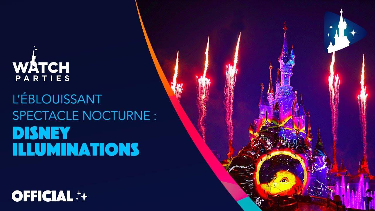 Magnet Magnet Illuminations Disneyland Paris