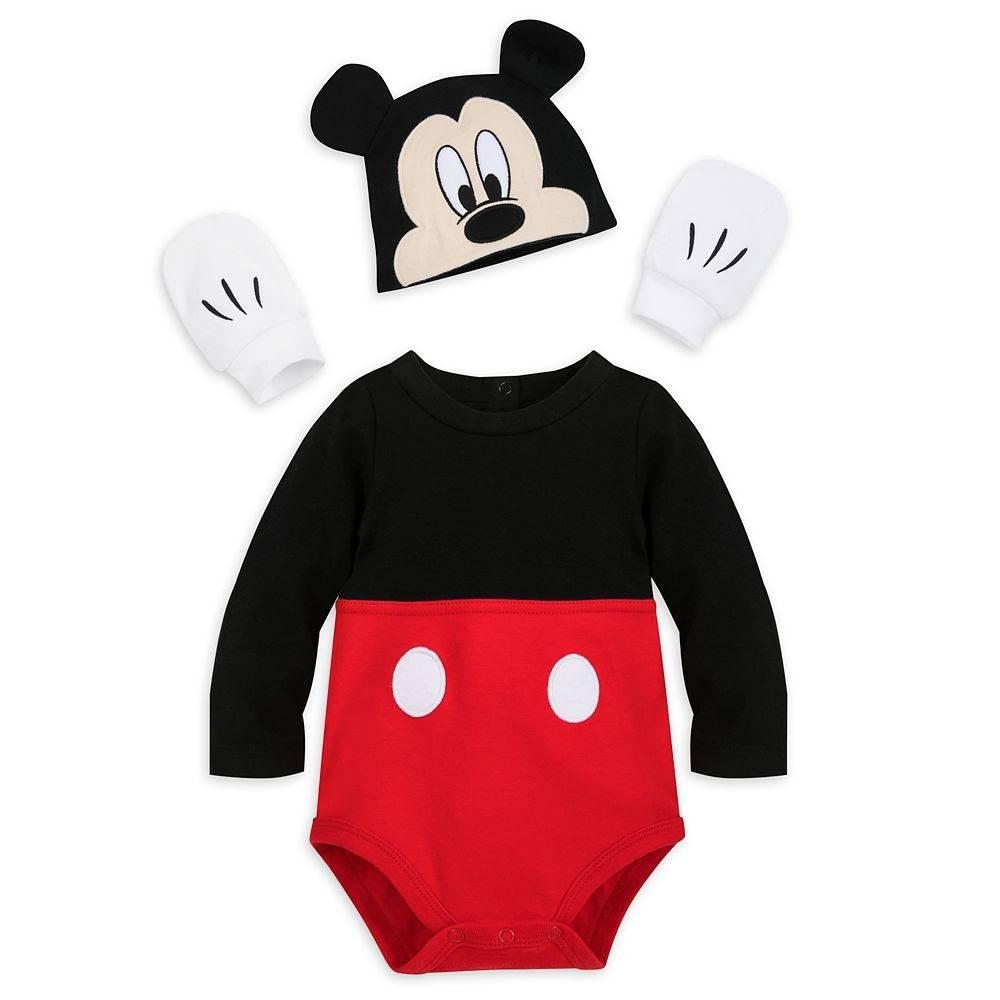 Mickey Mouse Little Boss Disney Vacation Baby Bodysuit