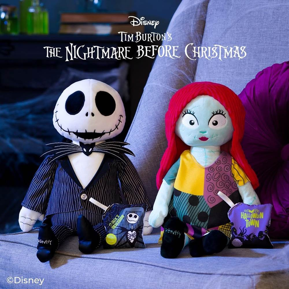 Nightmare Before Christmas 2020 Scentsy Releasing New Disney Villains and Nightmare Before