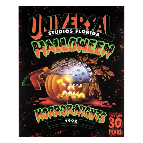 Is Halloween 2020 Available Online Special 30th Anniversary Halloween Horror Nights Merchandise