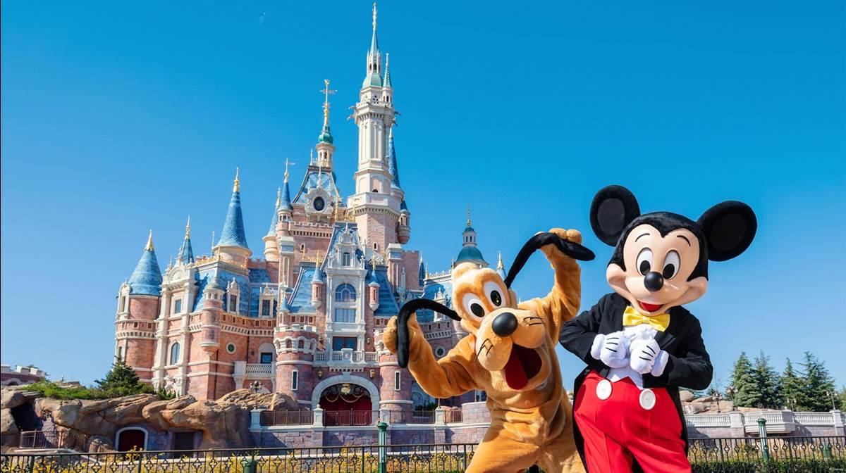 Disney Pin 2020 Mystery complete 8pins Duffy olu mel autumn Shanghai Disneyland