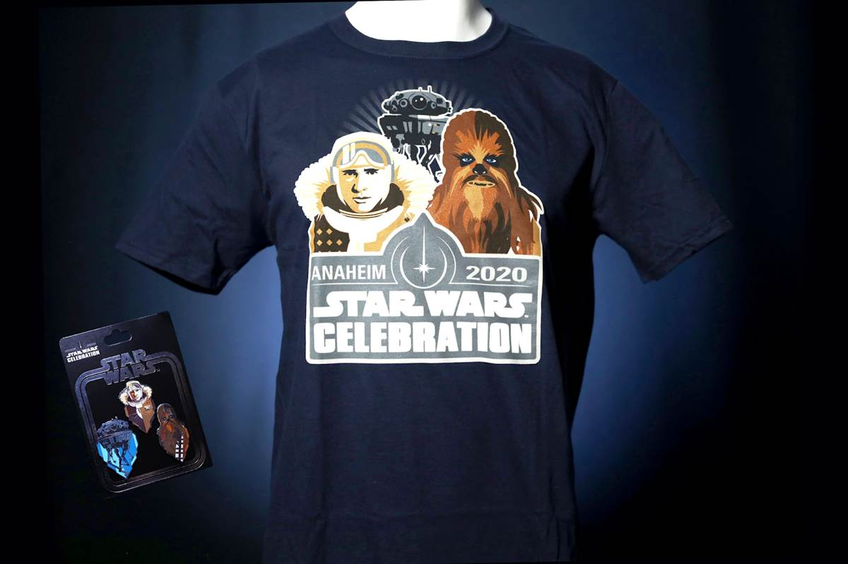 Star Wars Celebration Merchandise Available to General