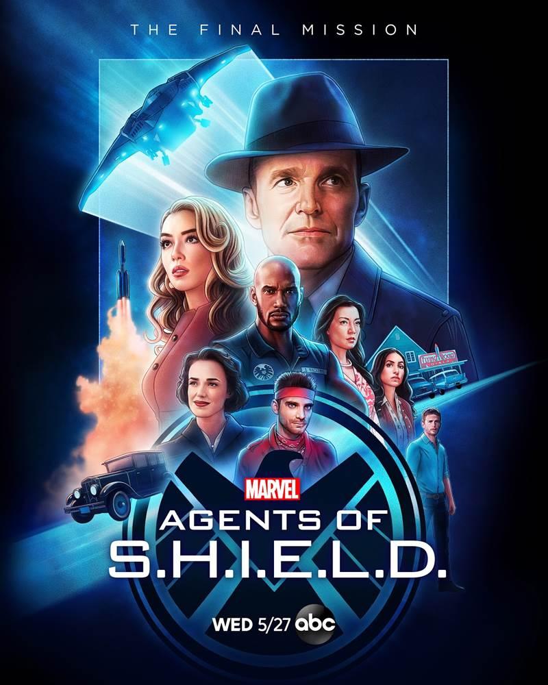 Marvel Agent Of Shield