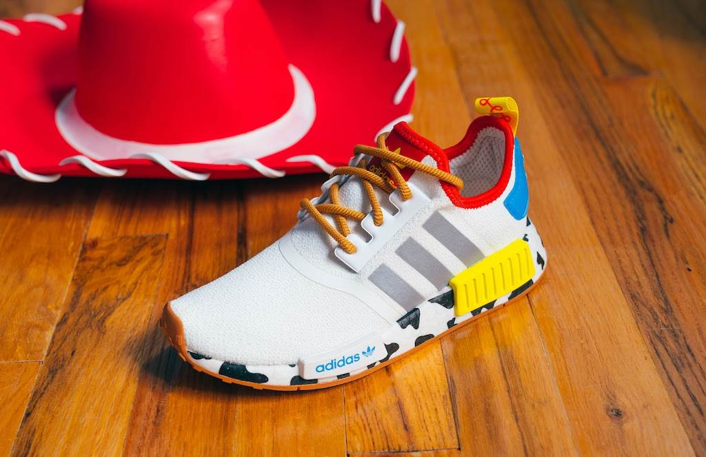 Adidas x Pixar Toy Story Friendship