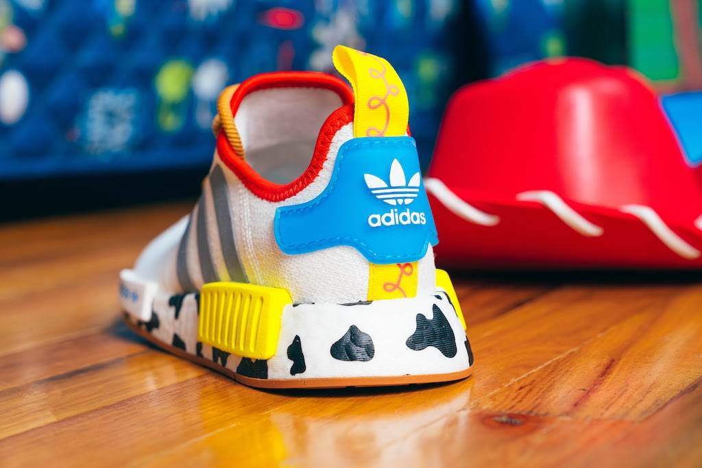 TOY STORY X NMD_R1 LITTLE KID 'SHERIFF WOODY'