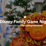 Disney Parks Blog Celebrating Halloween With Another Live Family Game Night