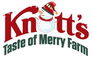 Knott S Berry Farm Celebrates The Holidays With Knott S Taste Of Merry Farm Laughingplace Com