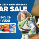 Vudu and FandangoNOW Offering Disney and Pixar Favorites At Special Price to Celebrate 25th Anniversary of Toy Story