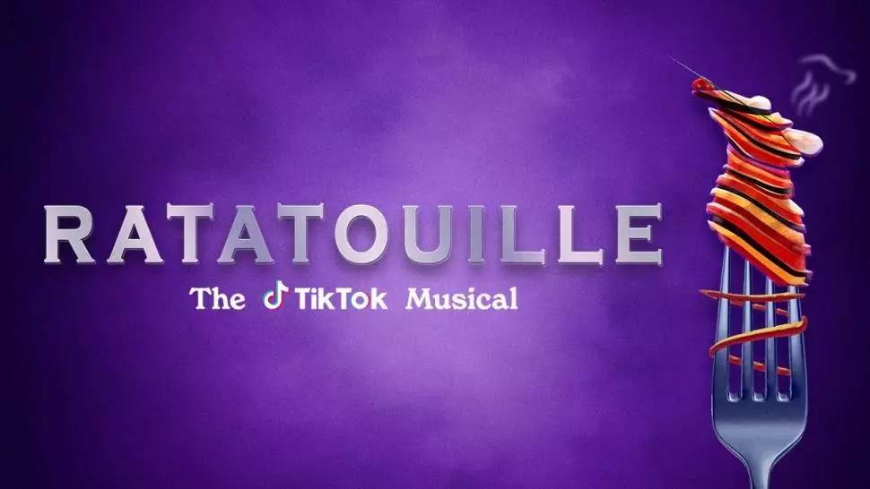 Tonight's the Night! The Ratatouille Musical Will Be Premiering Online This Evening!