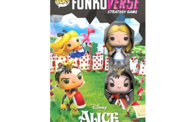 Funko Games Debuts First of New Disney Title Board Games in 2021