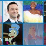 "Disney Casts Key Roles in Live-Action ""Pinocchio"" Including Cynthia Erivo, Joseph Gordon-Levitt and Keegan-Michael Key"