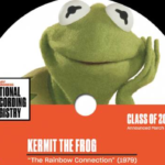 """Kermit the Frog's """"The Rainbow Connection"""" Honored by National Recording Registry of the Library of Congress"""