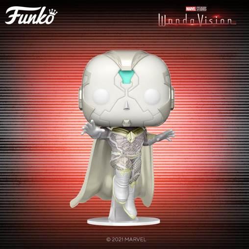 Marvel Wandavision Agatha Harkness Funko Pop