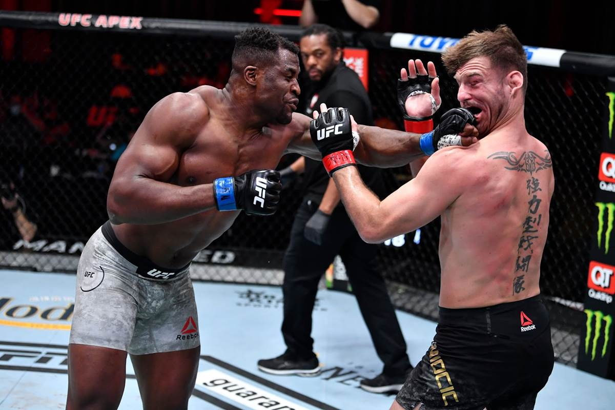 Recap - UFC 260 Sees Young Stars Shine, New Heavyweight Champion Crowned - LaughingPlace.com