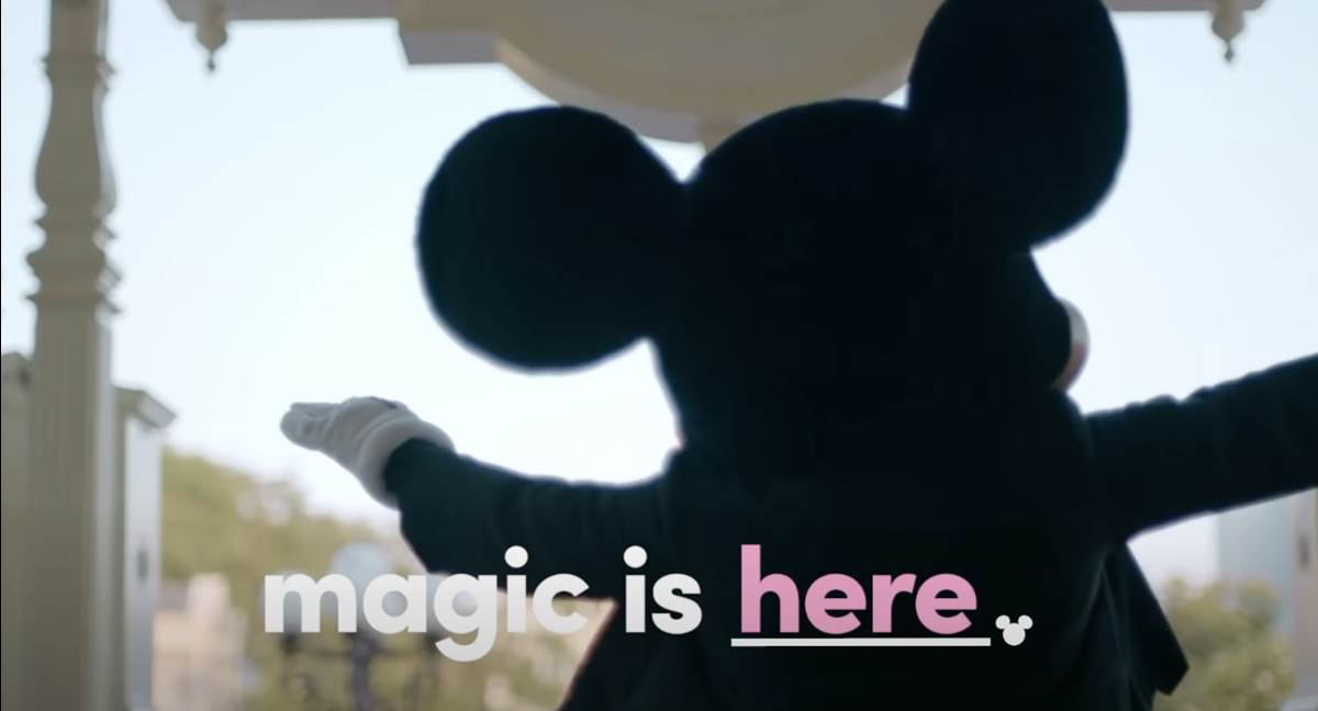 """Magic Is Here"""" Commercial Spot Released for Disneyland Resort Reopening -  LaughingPlace.com"""