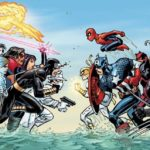 Marvel Comics Panel Picks - Storming the Beach and an Act of War