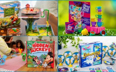 """Funko Games Announces New Disney Releases Including """"Mickey and the Beanstalk,"""" """"Mad Tea Party,"""" and More!"""