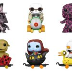"""Embrace Holiday Celebrations with New """"The Nightmare Before Christmas"""" Funkoween Reveals"""