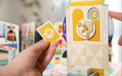 """New """"it's a small world"""" Board Game Released from Funko Games"""
