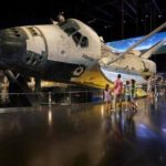 Kennedy Space Center Visitor Complex Modifies Mask Policy In Accordance With CDC Guidelines