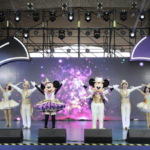 """Shanghai Disney Resort Takes 5th Birthday """"Magical Surprise"""" to the Tenth China Flower Expo"""