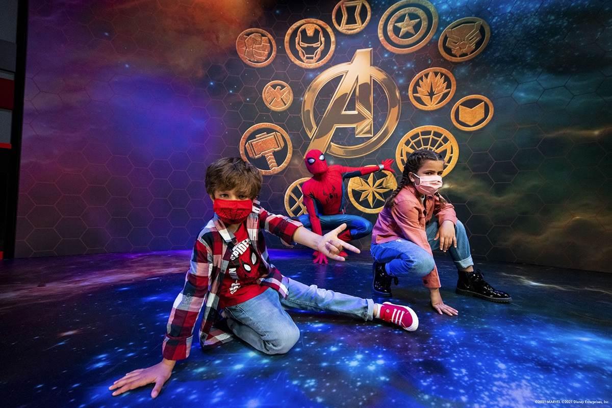 Super Hero Station (Disneyland Paris)