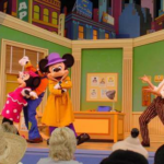 Extinct Attractions - Mickey's Detective School