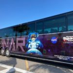Kennedy Space Center Visitor Complex Reveals New Buses