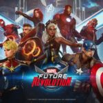 """Marvel Gives an Exclusive Look at """"Marvel Future Revolution"""" Mobile Game"""