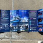 Photos - Avengers Campus Opening Day Park Map Being Given Out at Disney California Adventure