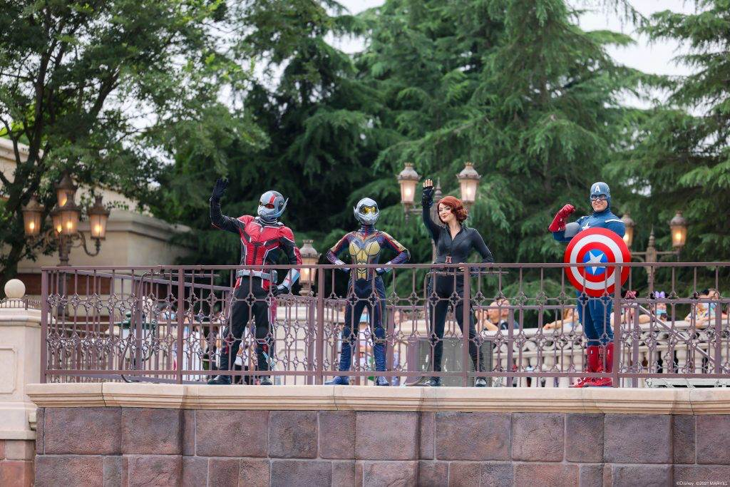 (Shanghai Disney Resort)
