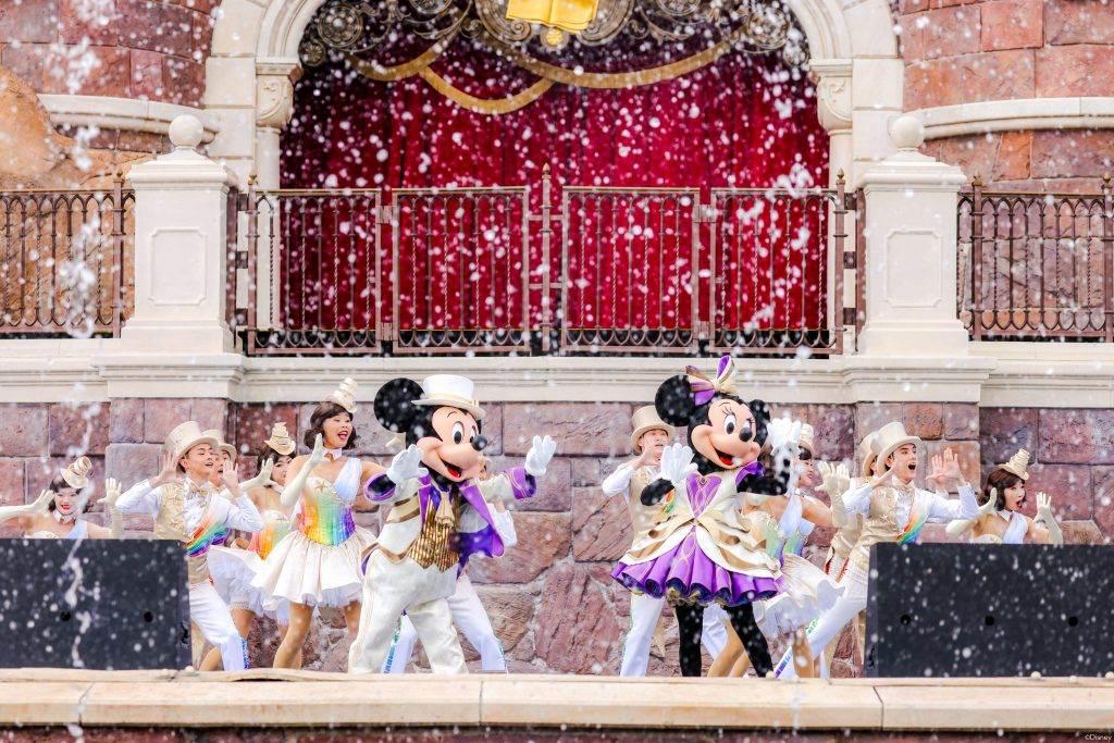 Confira as imagens oficiais da festa de 5 anos da Shanghai Disneyland
