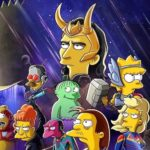 """Eat My Asgardian Shorts! """"The Simpsons"""" Star in a New Marvel-Themed Short Coming to Disney+ July 7th"""