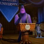 """Disney+ Shares Deleted Graduation Scene from """"Monsters At Work"""""""