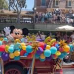 Disneyland Celebrates 66th Anniversary With Special Cavalcade