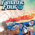 """Marvel Comics Previews John Romita Jr.'s Wrap-Around Cover Art for 60th Anniversary Issue of """"Fantastic Four"""""""
