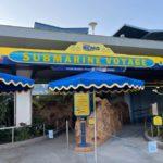 Finding Nemo Submarine Voyage Reopening Winter 2021