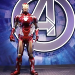 Iron Man in His Upgraded Suit Arrives at Shanghai Disney Resort