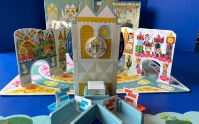 """Board Game Review: """"it's a small world"""" from Funko Games"""