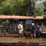 """The Backside of Filmmaking: The Cast of Disney's """"Jungle Cruise"""" Talk About Turning a Classic Attraction into a Summer Blockbuster"""