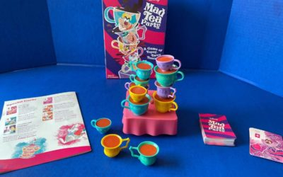 """Game Review: """"Mad Tea Party"""" Brings Wonderland to Your Living Room"""